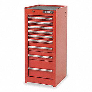 Proto Red Heavy Duty Side Cabinet 35 Quot H X 15 Quot W X 18 Quot X D