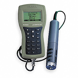 Multifunction Water Quality Meter,GPS