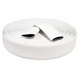 100 ft. White Water Discharge Hose, 125 psi