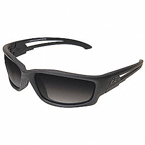 Blade Runner Scratch-Resistant Polarized Safety Glasses, Gradient Smoke Lens Color