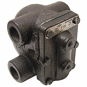 Steam Trap, 15 psi, 1075,Max. Temp. 450°F