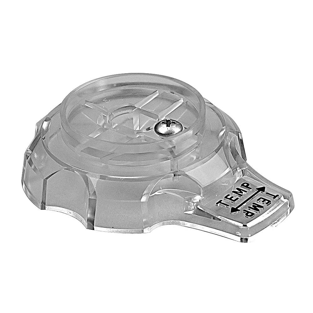 BRASSCRAFT Clear Tub and Shower Handle, For Use With Mixet Faucets ...