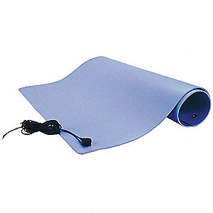 Dissipative Table Roll,Blue,3 x 50ft.