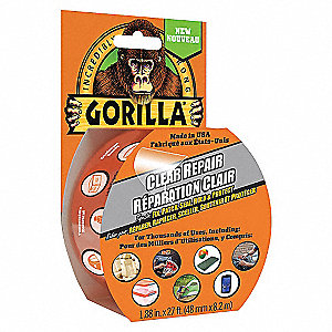 TAPE GORILLA CLEAR 48MM X 8.2M