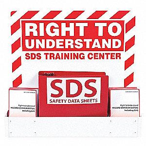 SDS TRAINING STATION10 BOOKLETS
