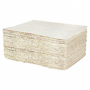 ECO OIL ONLY SPILL PADS 16INX18IN