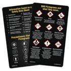 GHS WALLET CARDS (50/PKG)