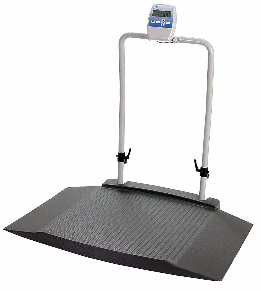 Capacity DORAN PC400-05 Digital Compact Bench Scale 2300g//5 lb