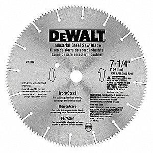 Dewalt circular saw bladesteel7 14in teeth 20gw03dw3330 circular saw bladesteel7 14in teeth greentooth Choice Image
