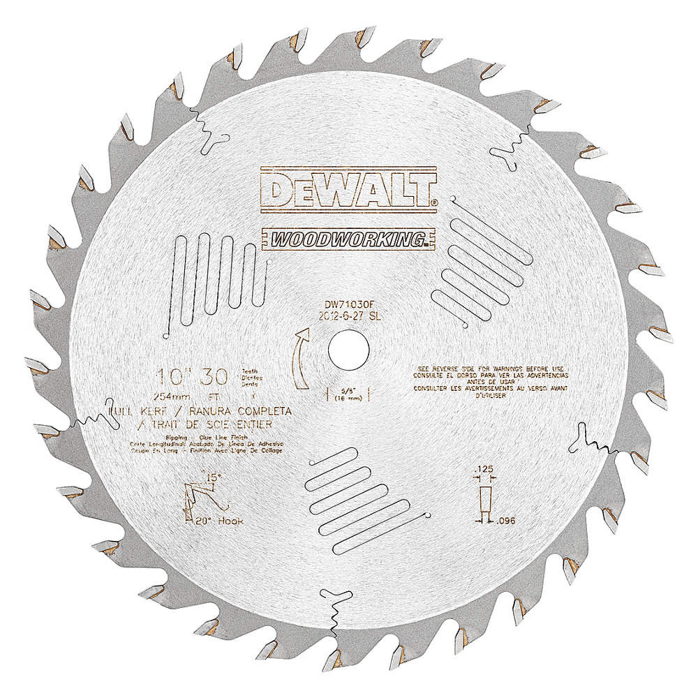 Dewalt circular saw blade carbide 10in 30 teeth 20gw10dw71030f zoom outreset put photo at full zoom then double click keyboard keysfo