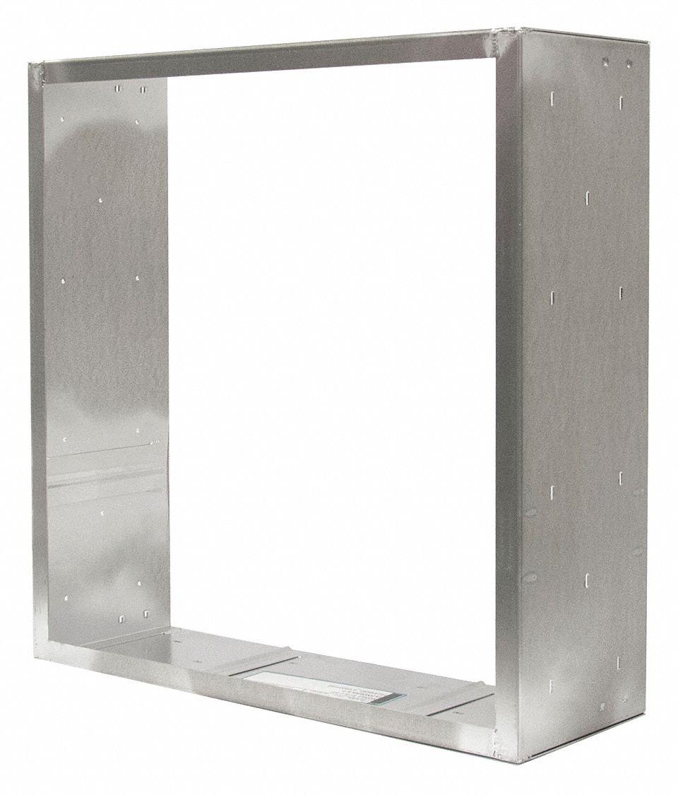 AIR HANDLER 24-5/8x24-5/8x3 Filters Frames - 20HN74|20HN74 - Grainger