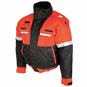 Flotation Jacket, Flotation Foam,M