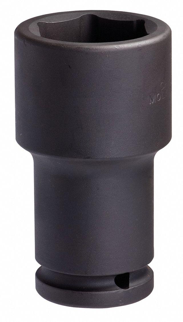 Impact Socket 6 pt Westward 20HX05 1-1//2 In.