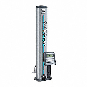 "TESA-HITE Magna 700 Height Gage, 0"" to 28"" / 0 to 715mm Range, 0.0001, 0.0002, 0.001in/0.001, 0.005,"
