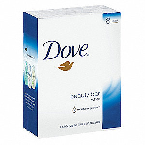 Bar Body Soap, Fresh, 4.25 oz. Wrapped, 72 PK