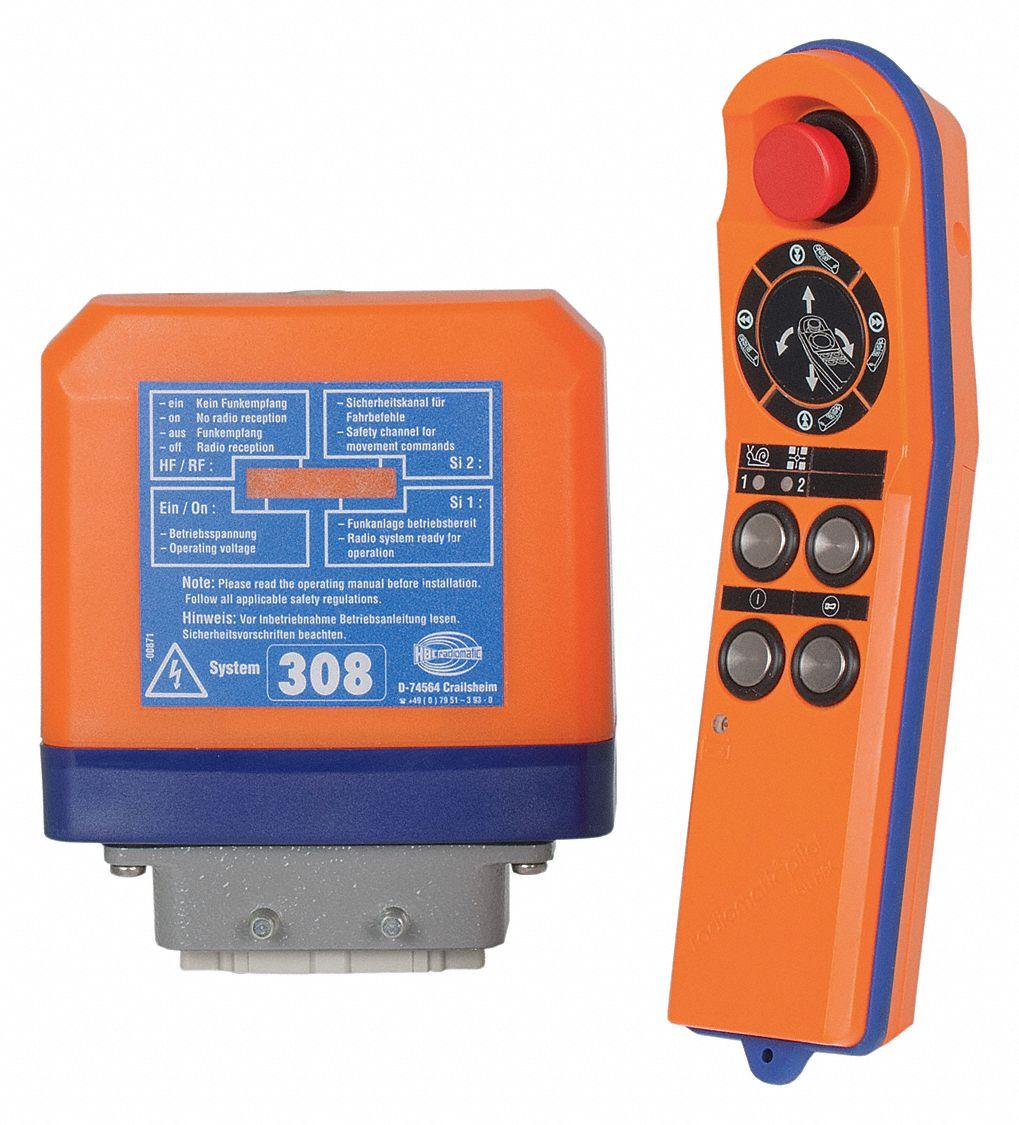 Radio Remote Controls And Pendants