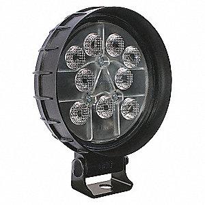 LAMP WORK LED 5.75IN SPOT 12/24V