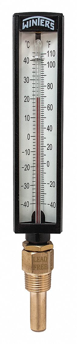 Industrial Glass Thermometers