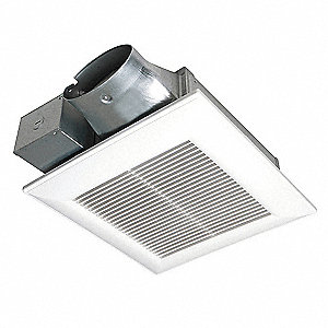 Bathroom Fan,80 CFM,0.18A