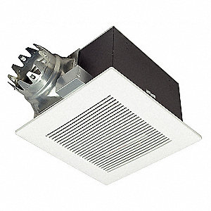 Bathroom Fan,290 CFM,0.53A