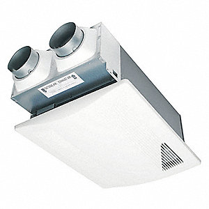 Ventilation Fan,120V,60 Hz,Steel