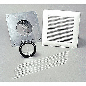 Fan Installation Kit,6 in.