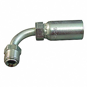 Hydraulic Hose Fitting,Crimpable