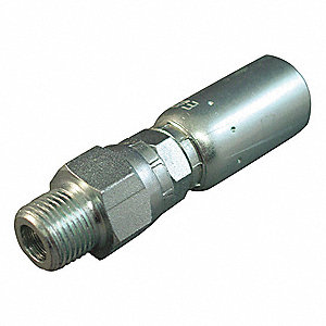 Hydraulic Hose Fitting,Crimpable,PK5