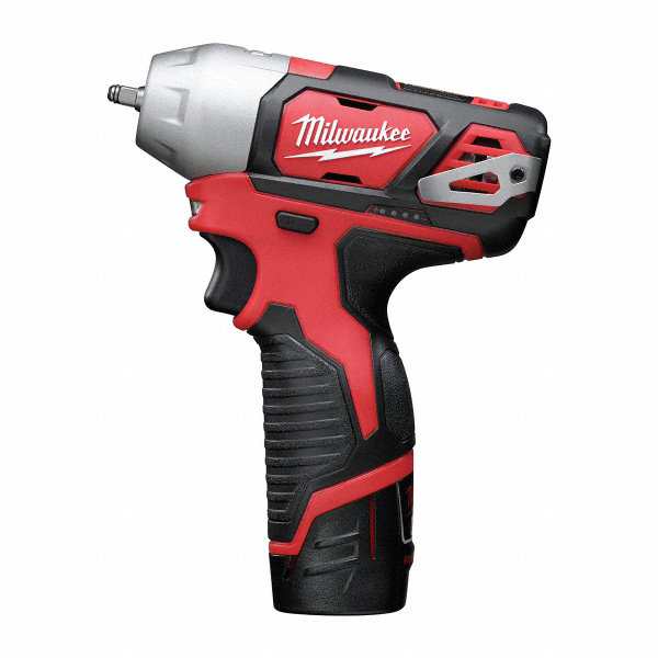 Milwaukee 1 4 Cordless Impact Wrench Kit 12 0 Voltage
