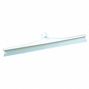 "Floor Squeegee,Straight,20"" W"