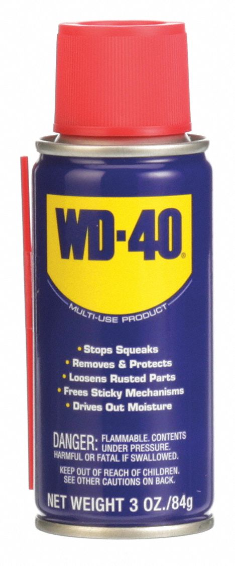 General Purpose Lubricant,  -60° to 300°F,  No Additives,  Net Fill 3 oz,  Aerosol Can