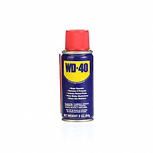 Lubricant, 4.7 oz. Container Size, 3 oz. Net Weight