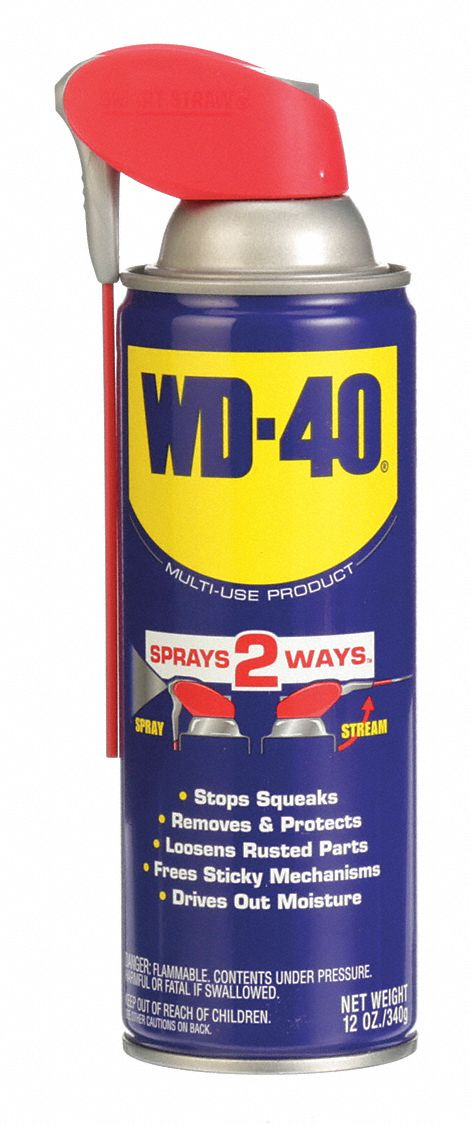 General Purpose Lubricant,  -60° to 300°F,  No Additives,  Net Fill 12 oz,  Aerosol Can