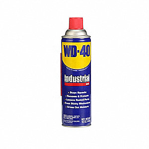Lubricant, 16 oz. Container Size, 16 oz. Net Weight