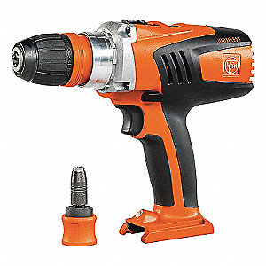 DRILL/DRIVER 18V W/CHANGEABLE CHUCK