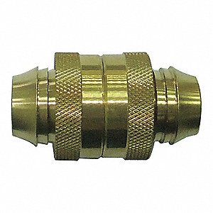 Brass Hose End Repair Kit, Hose to Hose Connection