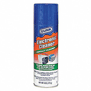Electronic Contact Cleaner, 6 oz