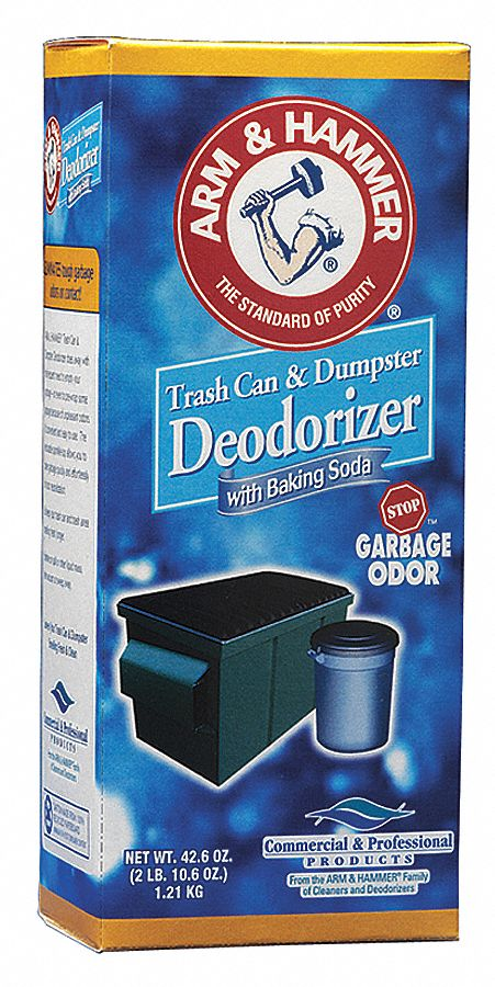 Deodorizer, 42.6 oz., Box, PK9