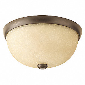 Light Fixture,13W,120V,Antique Bronze