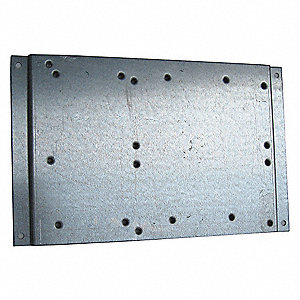 Mounting Plate,For Use With Mfr. No. S811+ R Frames,Includes:  Mounting Hardware