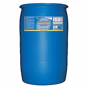 55 gal. Blue Propylene Glycol, Temp. Range -60° to 230°F