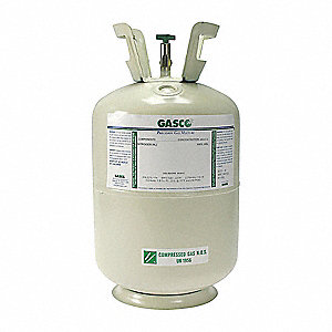 Propane, Air Calibration Gas, 221L Cylinder Capacity