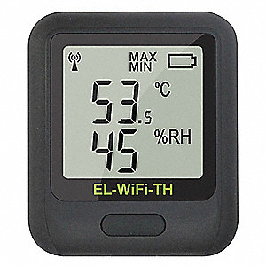 WiFi Data Logger,Temp,Humidity,Cloud
