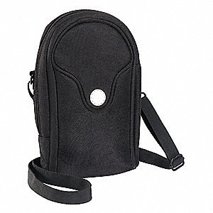Carrying Case,Nylon,Black
