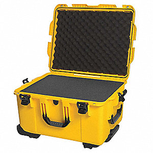 "Protective Case, 25-3/8"" Overall Length, 20"" Overall Width, 14-1/2"" Overall Depth"
