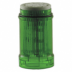 Tower Light LED Module Flashing, Green