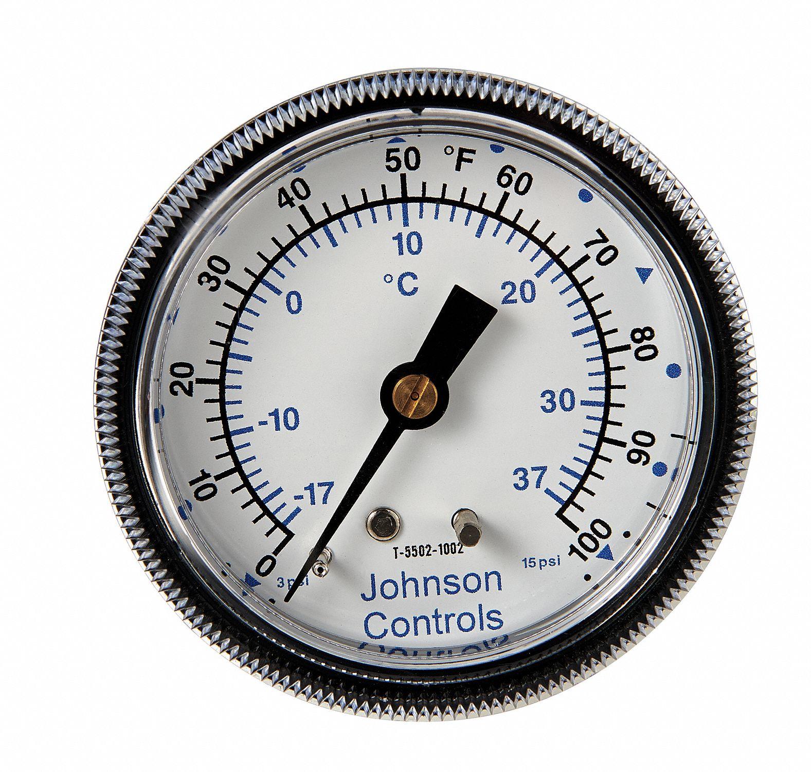 Pneumatic Temperature Indicators