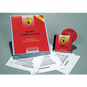 CD-Rom,Spanish,Hazard Communication