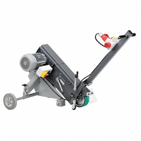 Slugger Belt Grinder Mobile 440v 20rr71 Gim Grainger