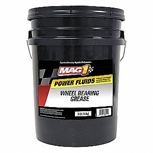 Wheel Bearing Grease,35 lb.,NLGI Grade 2